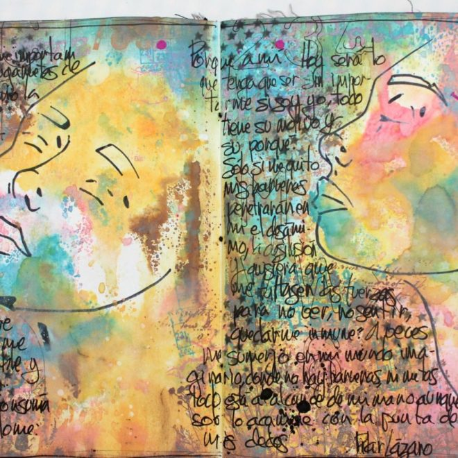 Stencils Art Journal