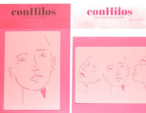 colección Stencils