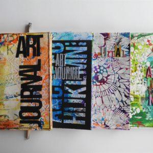 Taller Art Journal 2 avanzado