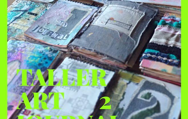 Taller Art Journal 2 los martes a las 10h