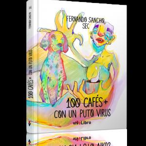 Portada del libro 100 cafés más