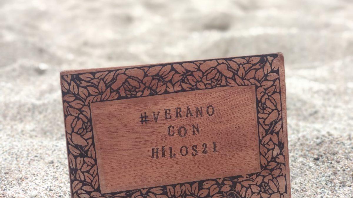 #veranoconhilos21 desde la playa